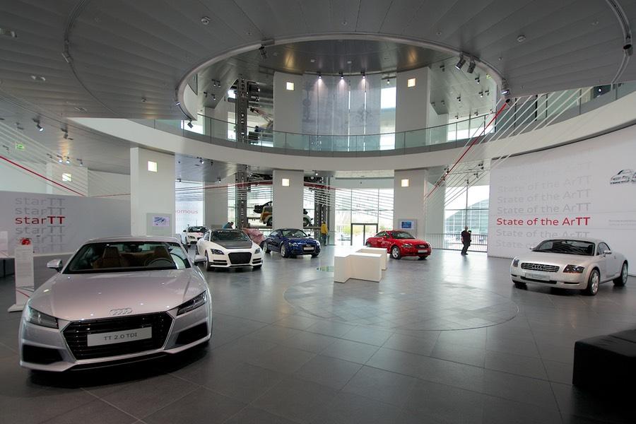 Audi Museum Gallery