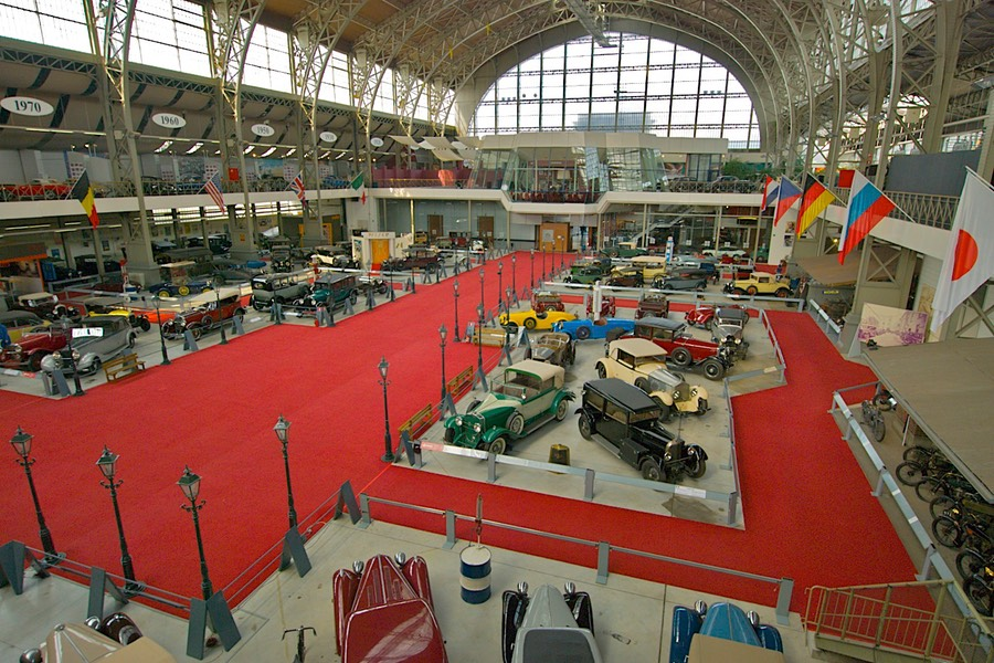 Belgian National Auto Museum Motor Museums Com