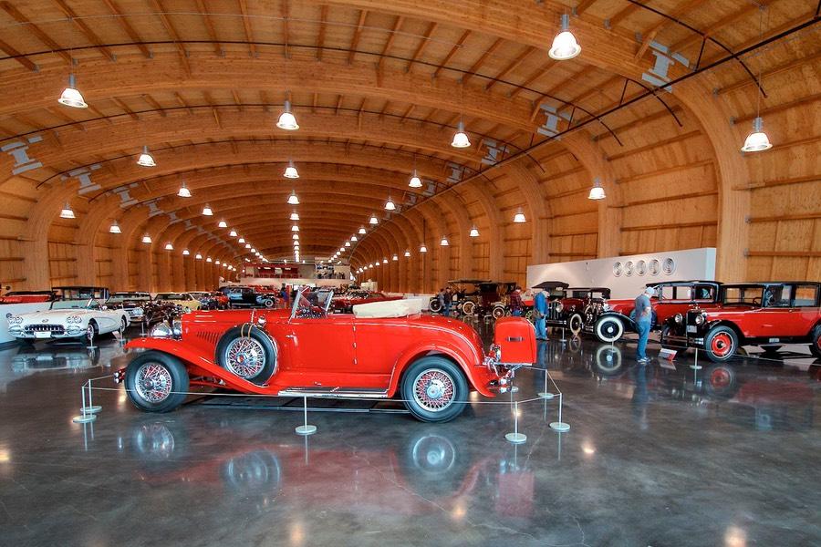 Americas Car Museum  MotorMuseumscom